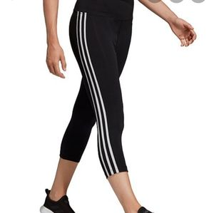Adidas climalite cropped leggings